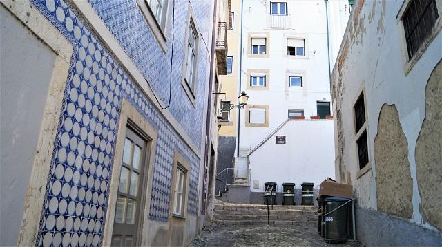 Lissabon mit Handicap durch die Altstadt