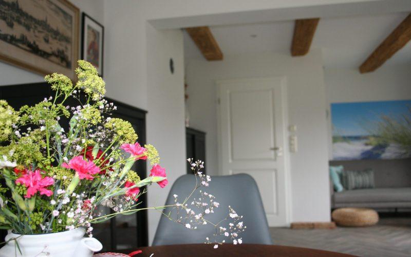 unsere besucherwohnung ist fertig. Black Bedroom Furniture Sets. Home Design Ideas