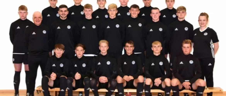 17's Boys 2017 squad