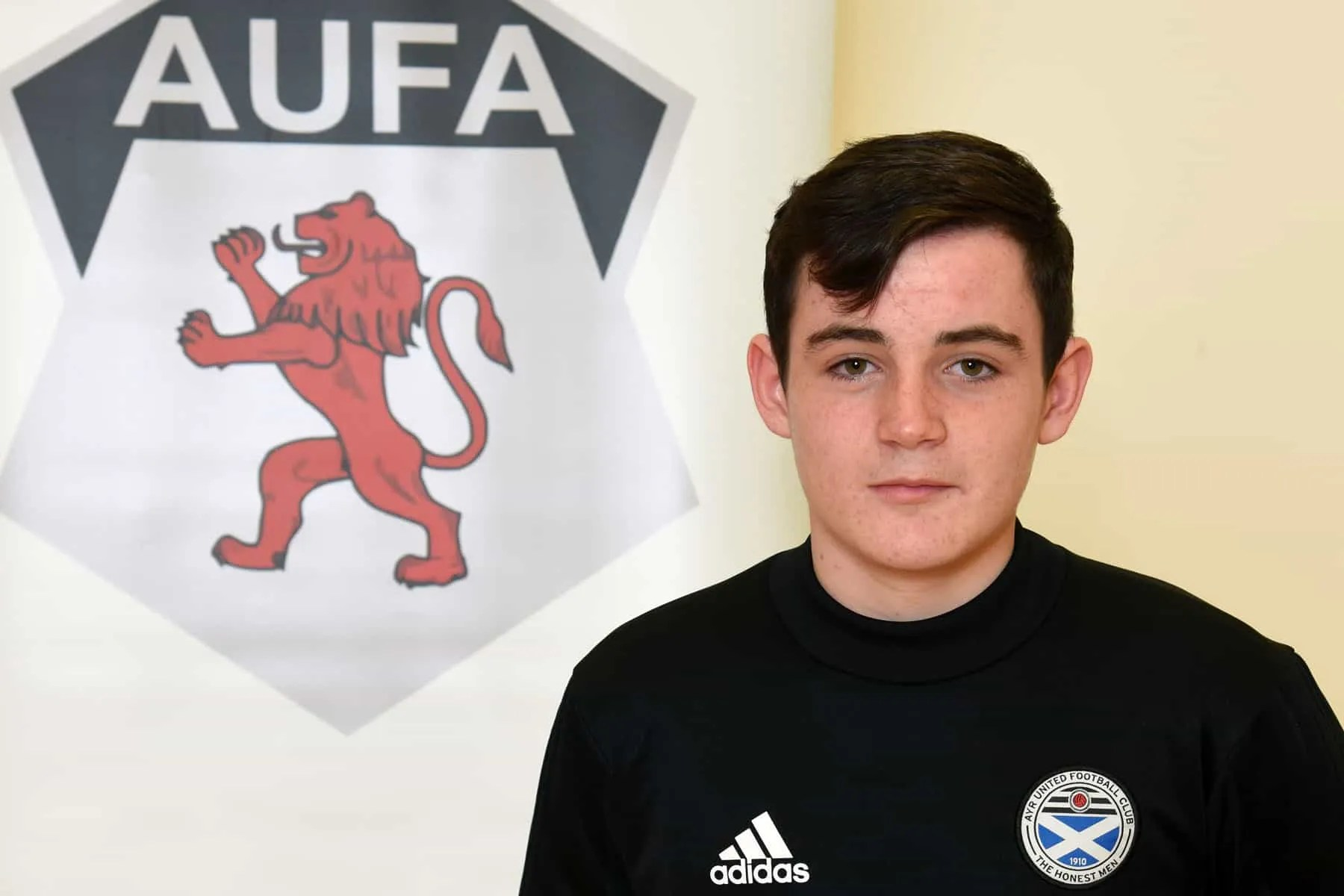 16 S Players Ayr United Football Academy