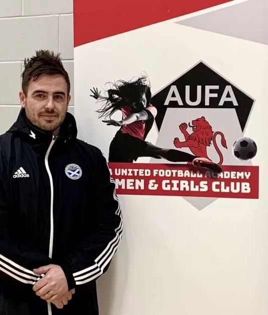 Ryan Hilditch U13's Assistant Coach