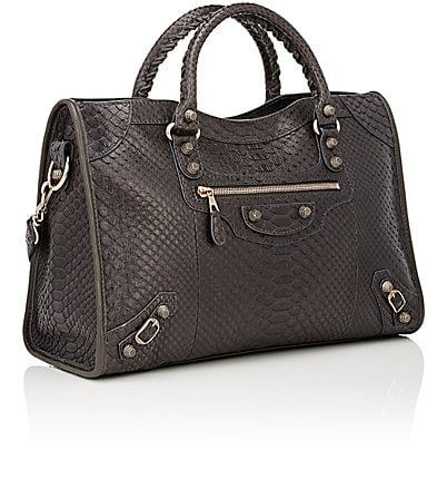 cab78d37bf The Balenciaga City Leather Comparison & Metallic Edge Buying Guide ...
