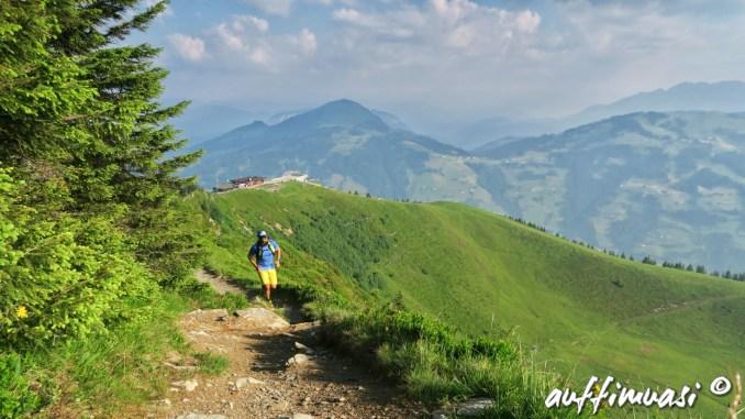 Alpenrosen, Trail, Running