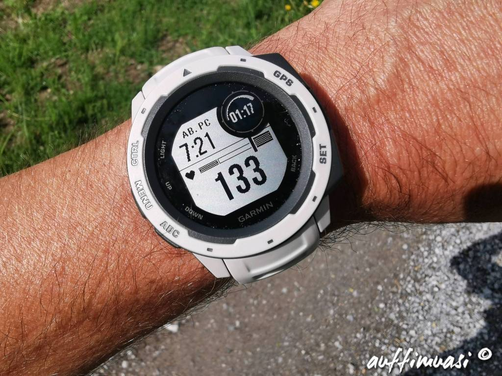 garmin, instinct, beatyesterday, running, laufen, outdoor