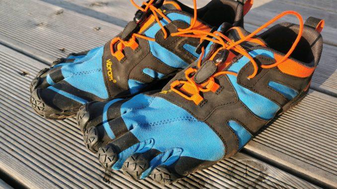 vibram, fivefingers, laufen, running, barfuß, barefoot