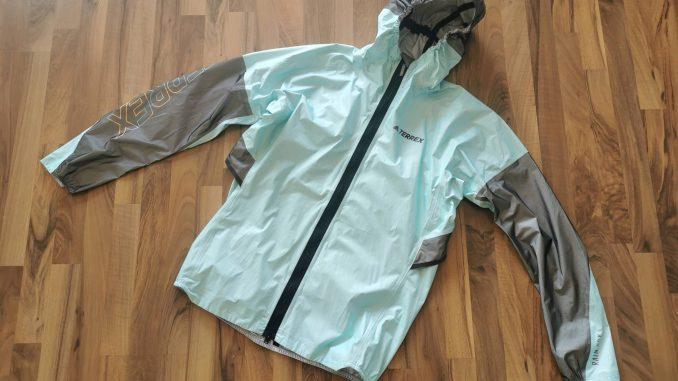 Adidas, Terrex, Agravic, Rain, Jacket, Running, Laufen, Trailrunning