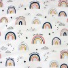 tissu-coton-motifs-arc-en-ciel