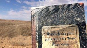 """Buch """"Wenn es Krieg gibt, gehen wir in die Wüste"""""""