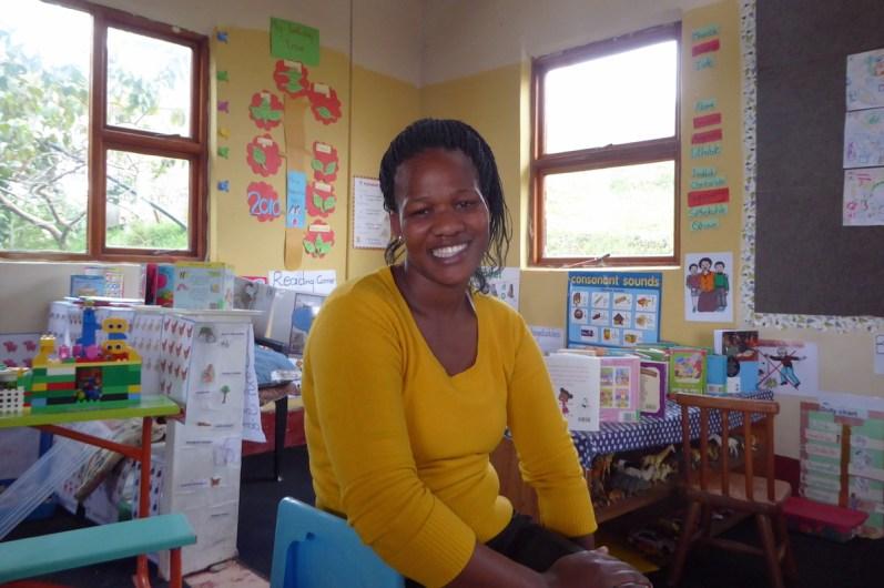 Suedafrika-Bulungula-Lehrerin