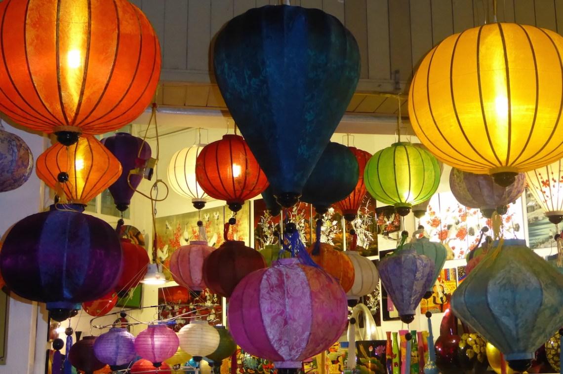 Vietnam Lampions | aufmerksam reisen