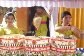 Bali-Hochzeit-Essen