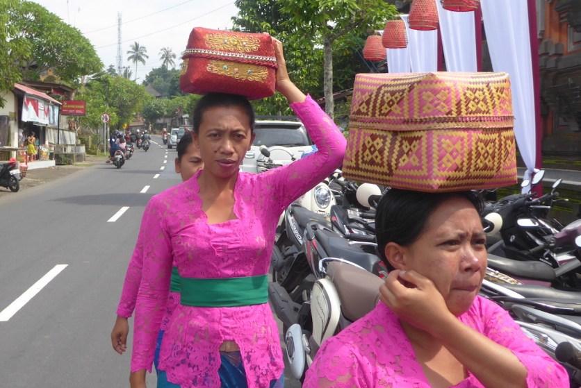Bali-Hochzeit-Gaben