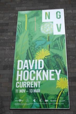 Australien-DavidHockney-Plakat