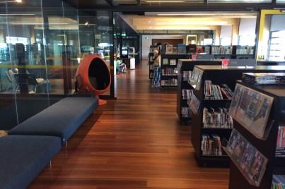 Australien-LibraryDock-Medien