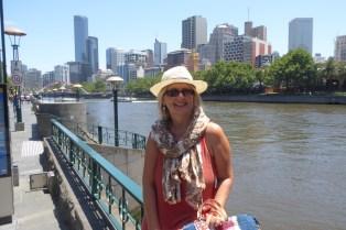 Australien-Melbourne-Southbank-Elke