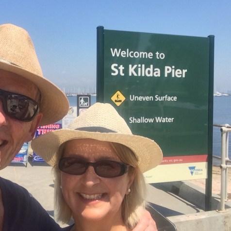 Australien-Melbourne-StKilda-Crew