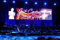 Australien-Musik-Carreras-Buehne