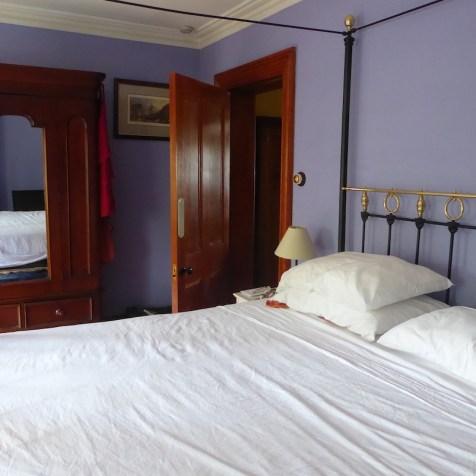 Australien-Sydney-Brickfield-Hill-Zimmer-Bett