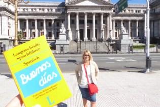 Argentinien-BuenosAires-BuenosDias-Elke-Kongress