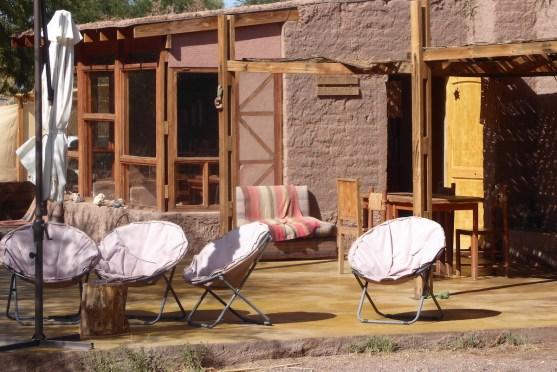 Chile-SanPedroAtacama-LodgeAltitud-Stuehle