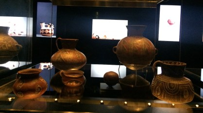 Chile-Santiago-MuseoPrecolombio-Keramik