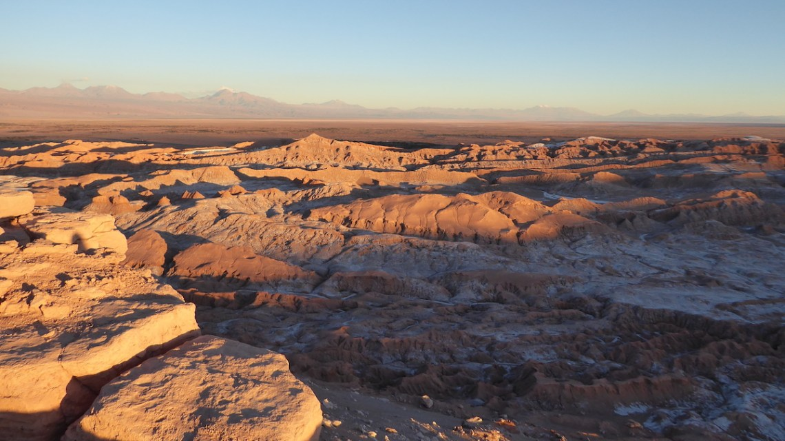 Chile ValledelaLuna Sonnenuntergang1 | aufmerksam reisen