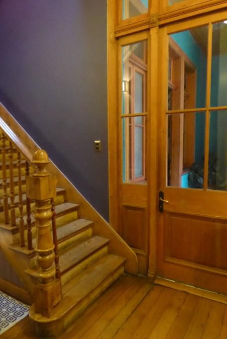 Chile-Valparaiso-PuertaEscondida-Treppe