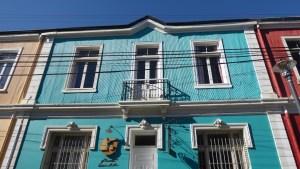 Chile Valparaiso PuertaEscondida aussen | aufmerksam reisen