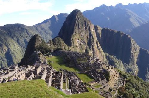 Peru MachuPicchu Vogelperspektive | aufmerksam reisen