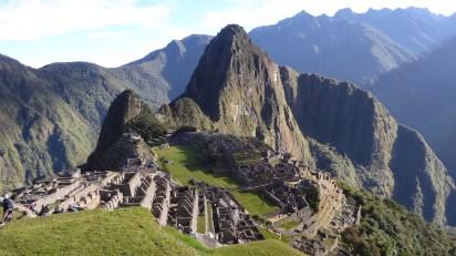 Peru-MachuPicchu-Vogelperspektive
