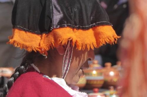 Peru SacredValley Marktfrau Slider | aufmerksam reisen
