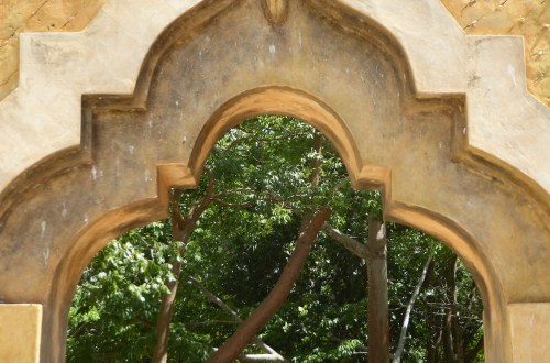 Mexiko Merida Hacienda Ochil Torbogen | aufmerksam reisen