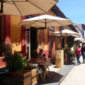 Mexiko-SanCristobal-Strassencafe