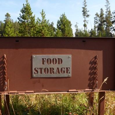USA-Yellowstone-Nationalpark-Bear-Food-Storage