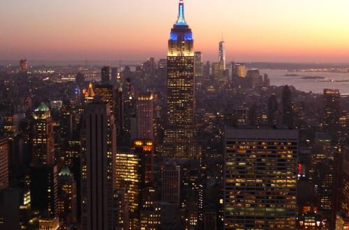 USA NewYork bei Nacht | aufmerksam reisen