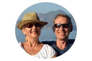 Elke Zapf und Wolfgang Eckart