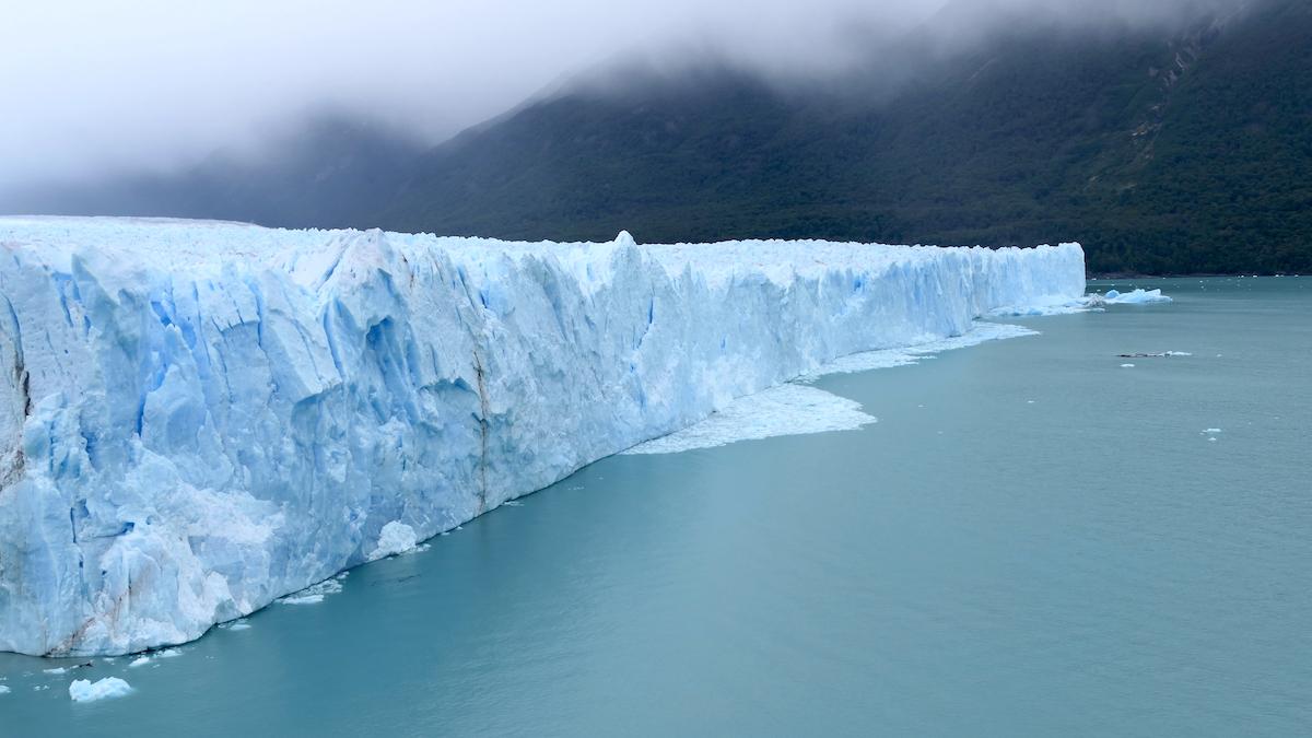 Perito-Moreno-Gletscher in Argentinien