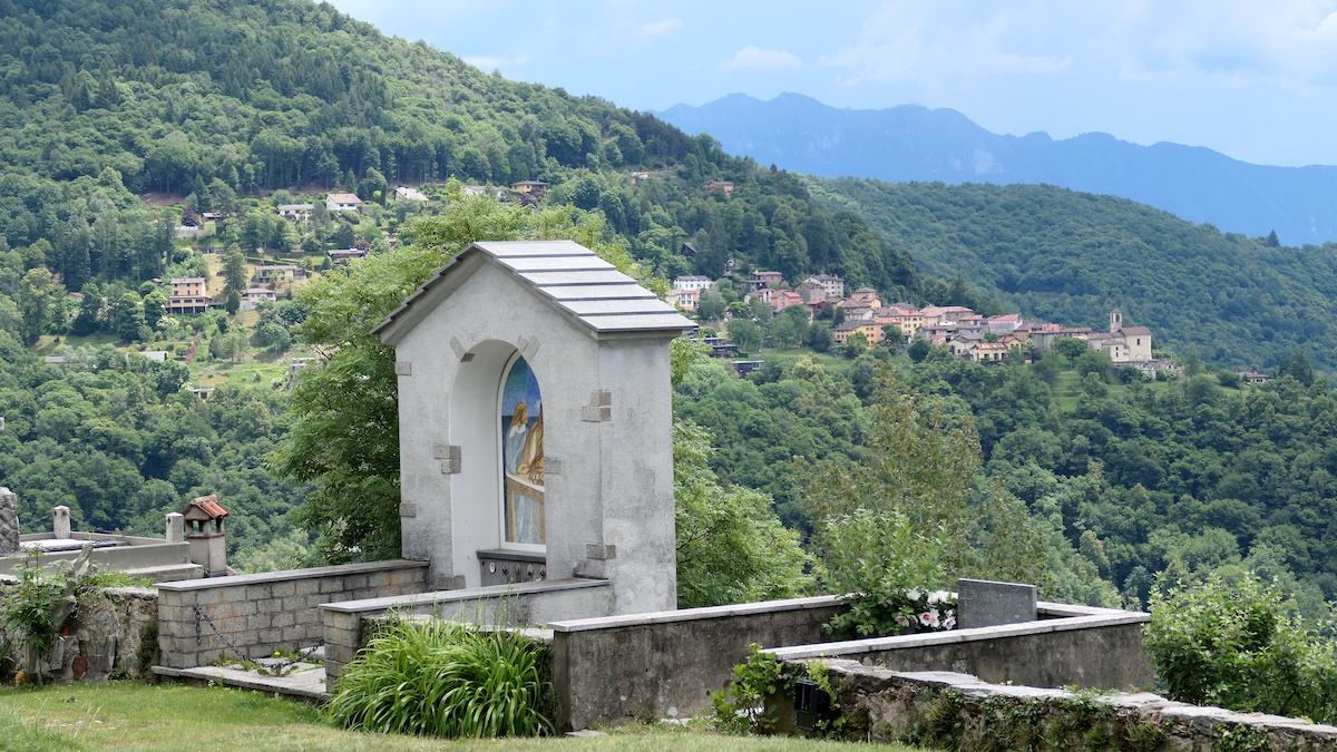 Friedhof von Miglieglia