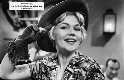 Schweizer Vorentscheid 1959: Die Lys istweg!