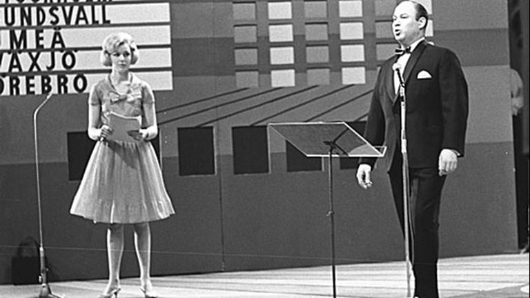Melodifestivalen 1965: Verlangen undLust