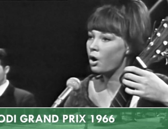 Melodi Grand Prix 1966: We're not gonna takeit