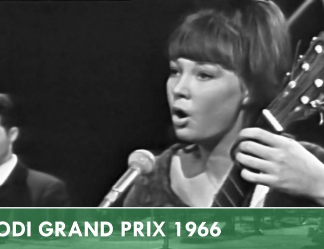 Melo­di Grand Prix 1966: We'­re not gon­na take it