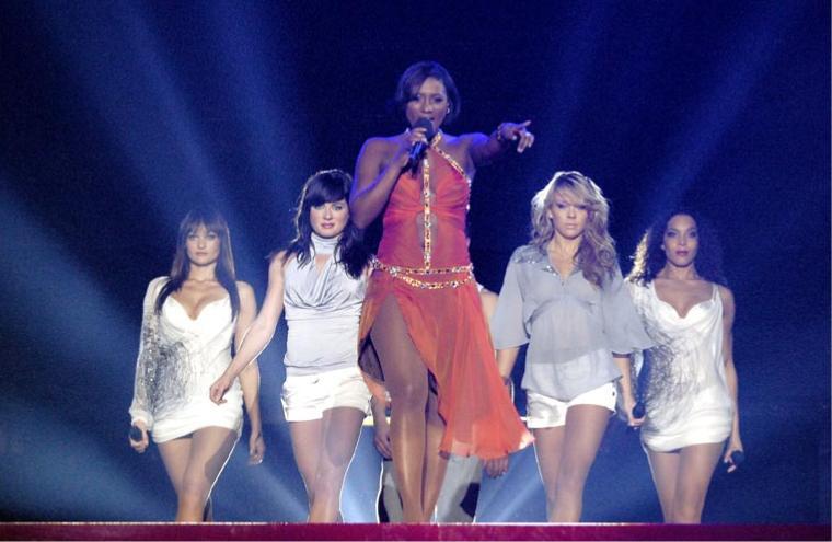 Nationaal Songfestival 2007: Rock me,Baby
