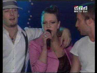 Skopjefest 2008: Geschwisterliebe