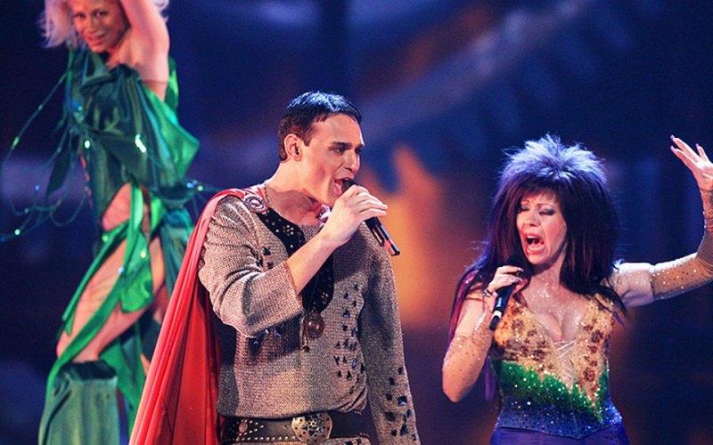 Bulgarischer Vorentscheid 2009: Klaus Nomilebt!