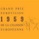 Logo des Eurovision Song Contest 1959