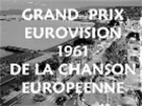ESC-Finale 1961: Stand up for your Love Rights