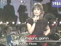 Mary Roos, DE 1984