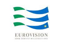 Logo des Eurovision Song Contest 1993