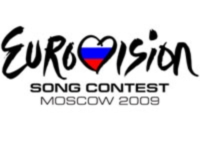 Logo des Eurovision Song Contest 2009 (Semi 1)